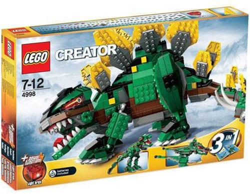 LEGO Creator Stegosaurus Set #4998