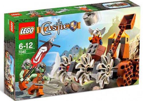 LEGO Castle Dwarves Mine Defender Set #7040