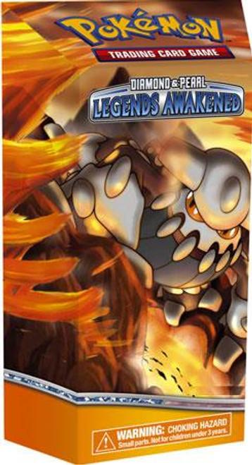 Pokemon Diamond & Pearl Legends Awakened Metal Surge Theme Deck [Sealed Deck]