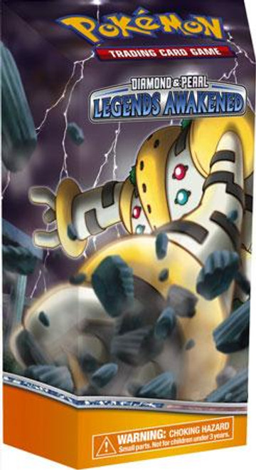 Pokemon Diamond & Pearl Legends Awakened Bombardment Theme Deck [Sealed Deck]