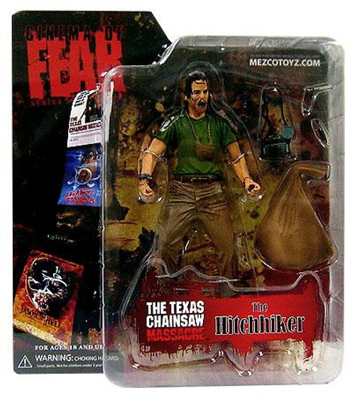 The Texas Chainsaw Massacre Cinema of Fear Series 3 Hitchhiker Action Figure