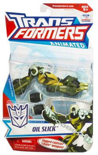 Transformers Animated Deluxe Oil Slick Deluxe Action Figure