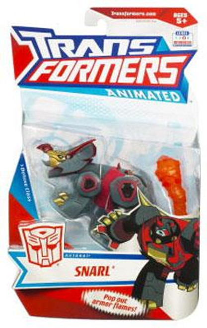 Transformers Animated Deluxe Snarl Deluxe Action Figure