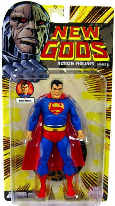 DC New Gods Series 2 Superman Action Figure