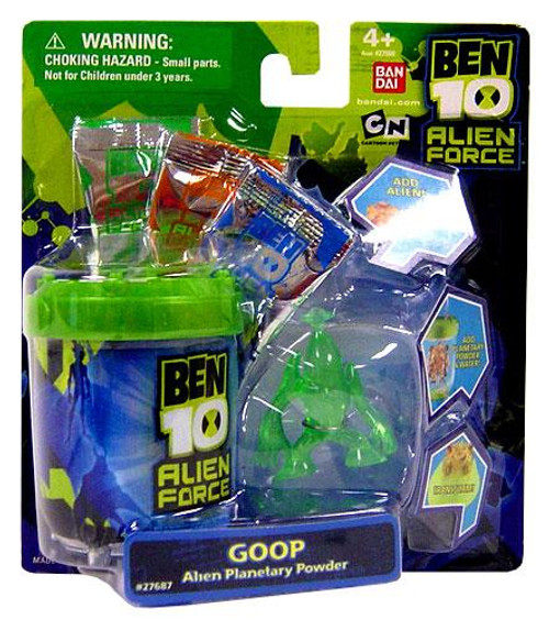 Ben 10 Alien Force Goop Planetary Powder Set