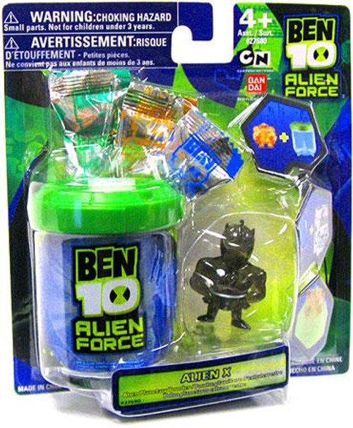 Ben 10 Alien Force Alien X Planetary Powder Set