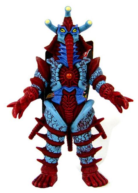 Ultraman Battle 2008 New Monster Series Super Hipporito Seijin 6-Inch Vinyl Figure
