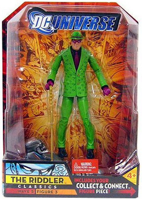 DC Universe Classics Wave 5 The Riddler Exclusive Action Figure #3