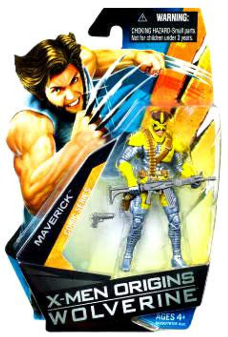 X-Men Origins Wolverine Wolverine Comic Series Maverick Action Figure