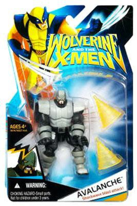Wolverine and the X-Men Avalanche Action Figure