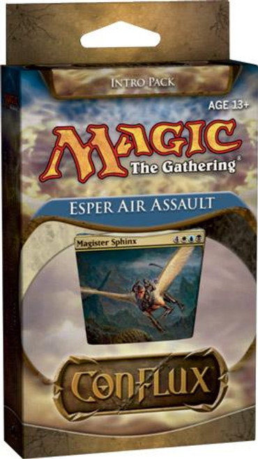 MtG Conflux Esper Air Assault Intro Pack [Sealed Deck]
