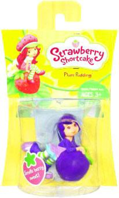 Strawberry Shortcake Basic Plum Pudding Figure