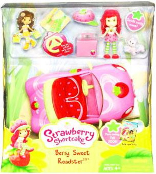 Strawberry Shortcake Berry Sweet Roadster Playset