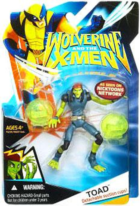 Wolverine and the X-Men Toad Action Figure