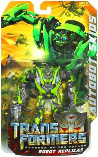 Transformers Revenge of the Fallen Robot Replicas Autobot Skids Action Figure