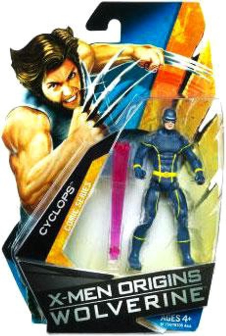 X-Men Origins Wolverine Wolverine Comic Series Cyclops Action Figure