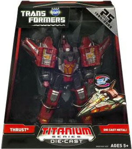Transformers TItanium Series Thrust Diecast Figure