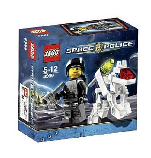 LEGO Space Police K-9 Bot Set #8399