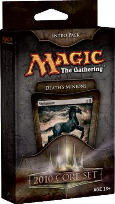 MtG Magic 2010 Death's Minions Intro Pack [Sealed Deck]
