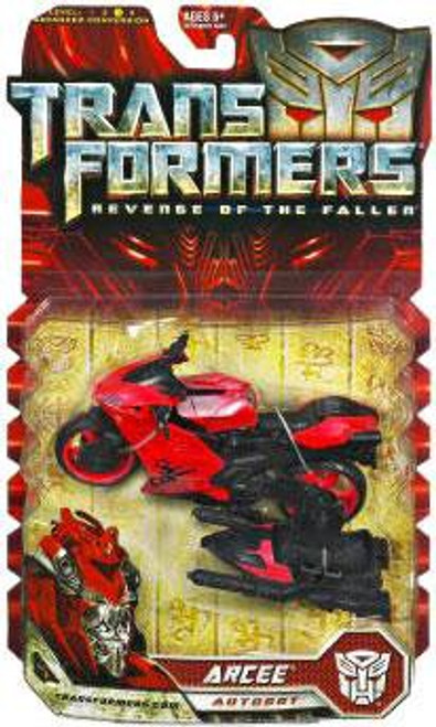 Transformers Revenge of the Fallen Arcee Deluxe Action Figure