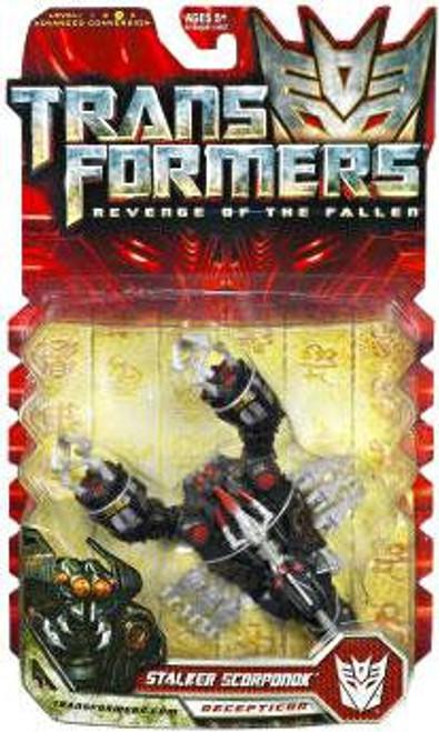 Transformers Revenge of the Fallen Stalker Scorponok Deluxe Action Figure