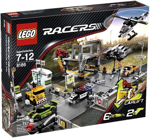 LEGO Racers Street Extreme Set #8186