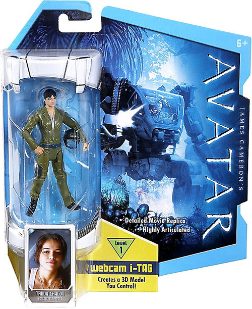James Cameron's Avatar Trudy Chacon Action Figure