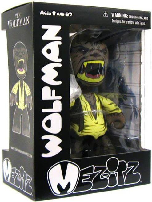 Mez-Itz Wolfman Vinyl Figure