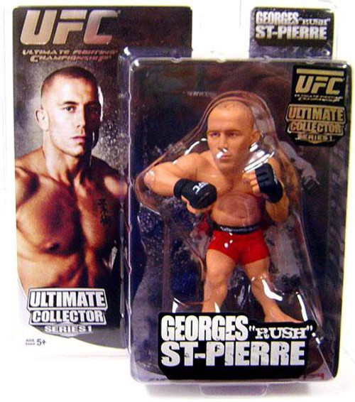 UFC Ultimate Collector Series 1 Georges St Pierre Action Figure