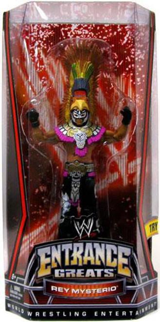 WWE Wrestling Entrance Greats Rey Mysterio Action Figure