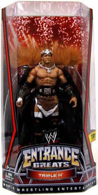 WWE Wrestling Entrance Greats Triple H Action Figure