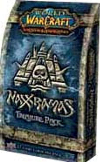 World of Warcraft Trading Card Game Naxxramas Treasure Pack