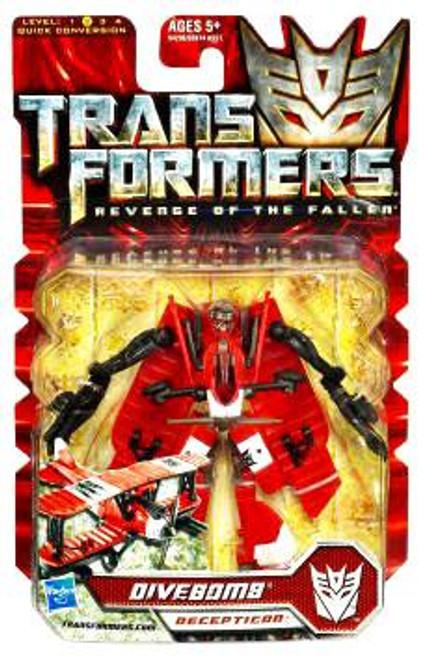 Transformers Revenge of the Fallen Divebomb Scout Action Figure