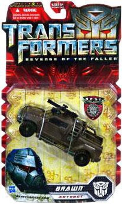 Transformers Revenge of the Fallen Brawn Deluxe Action Figure