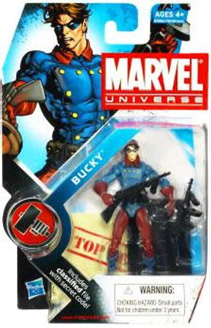 Marvel Universe Series 7 Bucky Action Figure #10 [Classic]