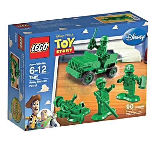 LEGO Toy Story Army Men On Patrol Set #7595