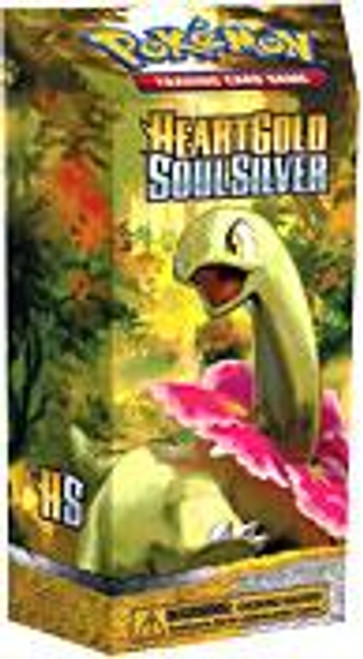 Pokemon HeartGold & Soulsilver HeartGold SoulSilver Growth Clash Theme Deck [Sealed Deck]