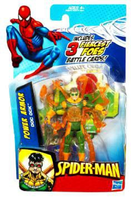 Spider-Man 2010 Power Armor Doc Ock Action Figure