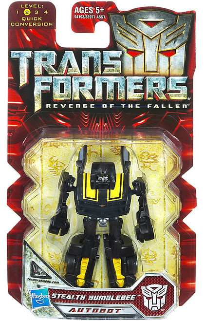 Transformers Revenge of the Fallen Stealth Bumblebee Legends Legends Mini Figure