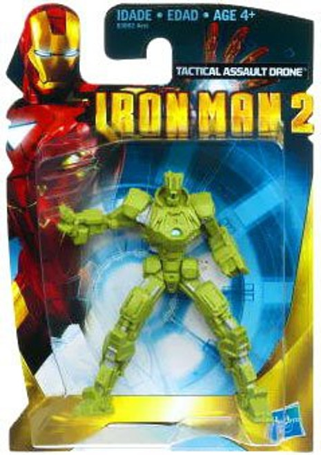 Iron Man 2 3 Inch Tactical Assault Drone Action Figure