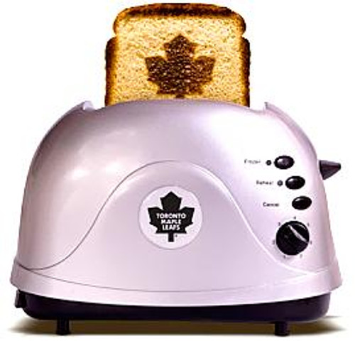 NHL ProToast Retro Toronto Maple Leafs Toaster
