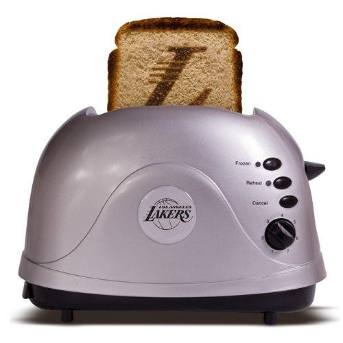 NBA Los Angeles Lakers Retro Toaster