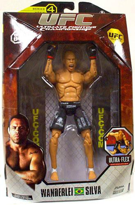 UFC Collection Series 4 Wanderlei Silva Action Figure [UFC 84]