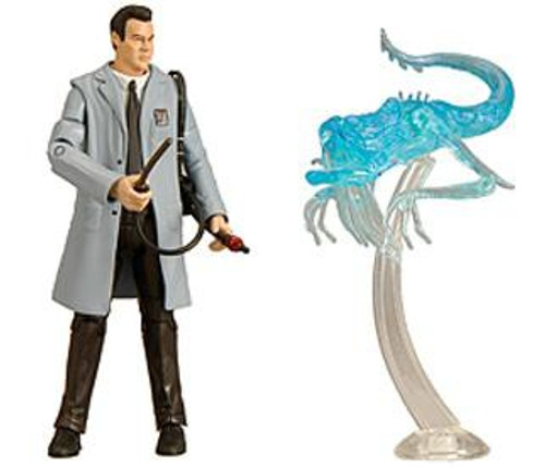 Ghostbusters Ray Stantz Exclusive Action Figure [With Subway Ghost]