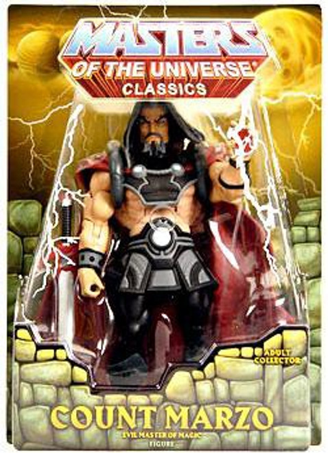 Masters of the Universe Classics Club Eternia Count Marzo Exclusive Action Figure [First Printing]