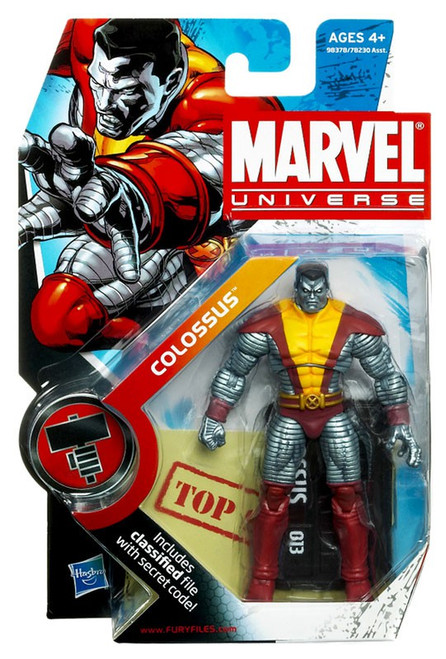 Marvel Universe Series 8 Colossus Action Figure #13