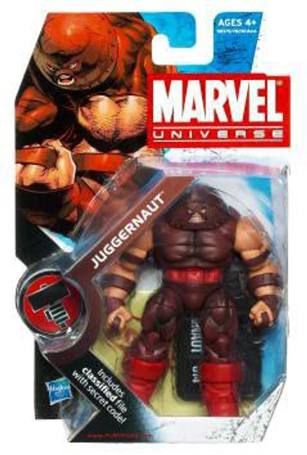 Marvel Universe Series 8 Juggernaut Action Figure #14