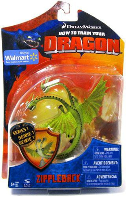How to Train Your Dragon Series 1 Zippleback Exclusive Action Figure