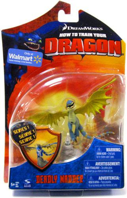 How to Train Your Dragon Series 1 Deadly Nadder Exclusive Action Figure [4 Inch]
