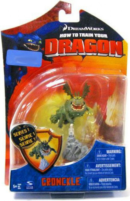 How to Train Your Dragon Series 1 Gronckle Exclusive Action Figure